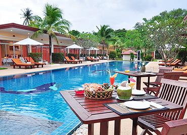 18e9bc2893e9 Phuket 4star Hotel Phuket Sea Resort By Benya - On Rawai Beach ...